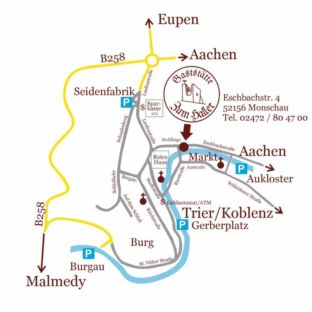 Karte/Map